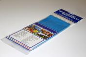 Medtech Wristbands T030010021P0100 100 Supertek .190cm . Solid Light Blue