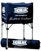 Tachikara BIK-SP Portable Ball Cart Navy