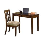 Ore International C5148 Hawthorne Home Office Desk & Chair Set