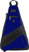 Pzazz Performance Wear SL50 -NAV -L SL50 Megaphone Sling Pack - Navy - Large