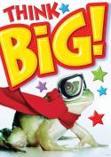 Trend Enterprises Inc. T-A67395 Think Big Poster