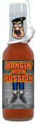 Hot Sauce Harrys HSH8101 HSH Hangin with Hussein HABANERO Hot Sauce with Hangmans Noose - 150ml