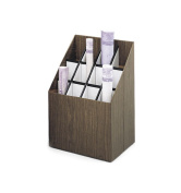 Safco 3079 Upright Roll File - 12 Compartment