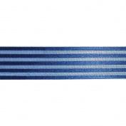 Cest Joli 29617102 Ruban Crinoline Ribbon 2.5cm . x 3.28 Yards-Blue