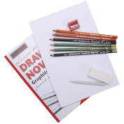 General Pencil Learn To Draw Now! Kit