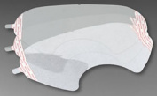 3M Automotive Products 3M 7142 Peel-Off Lens Covers- 25 Pk.
