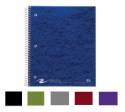 Roaring Spring Paper Products 11295 Five Subject Notebook - 200 Sheets Per Book