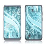 DecalGirl HARV-FLOR-BLU HTC Arrive Skin - Flores Agua