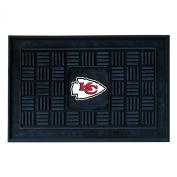 Fanmats 11447 Kansas City Chiefs Medallion Door Mat
