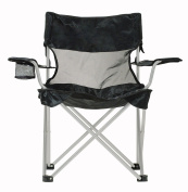 """Insect Shield Black Portable Chair 32""""x33""""x23"""""""