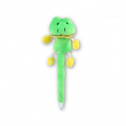 Puzzled 5522 Plush Pen - Frog