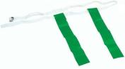 Olympia Sports FB335P Economy Flag Football Set of 12 - Green