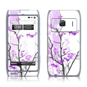 DecalGirl NN08-TRANQUILITY-PRP Nokia N8 Skin - Violet Tranquility