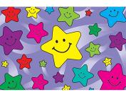 Teacher Created Resources 1972 Happy Stars Postcards
