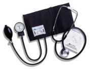 Mabis 04-176-026 Two-Party Home Blood Pressure Kit - Large Adult