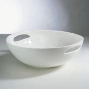 Ten Strawberry Street Whittier - 40.6cm Round Bowl With Handles Handle Bowl