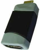 Comprehensive HDF-HDC HDMI Female - A - to Mini HDMI Male C Connector