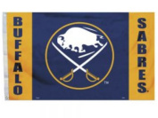 Fremont Die 84209B 0.9m x 1.5m Buffalo Sabres Flag with Grommetts