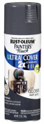 Rustoleum 249115 350ml Dark Grey Gloss Painters Touch 2X Ultra Cover Spray Pa - Pack of 6