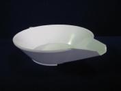 Penn Scale 10 RD Plastic Scoops 25cm .Dia x 7cm .D x 15cm . Foot Dia.