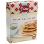 Fisher 84287 Fisher Pancake & Baking Mix- 6-32 OZ
