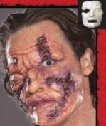 Cinema Secrets FO051 - Foam Latex Prosthetics - Dr. Stitches