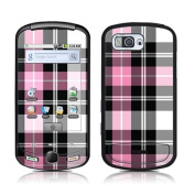 DecalGirl SMNT-PLAID-PNK for Samsung Moment Skin - Pink Plaid