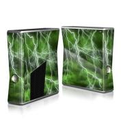 DecalGirl X360S-APOC-GRN Xbox 360 S Skin - Apocalypse Green