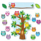 CARSON DELLOSA CD-110226 colourful OWLS behaviour BB SET