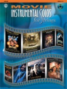 Alfred Publishing 00-IFM0315CD Movie Instrumental Solos for Strings