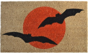Imports Decor 520PVC Bats Doormat