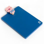 Blancho Bedding RMC002-PIG Lovely Pig - Refrigerator Magnet clip - Magnetic Clipboard