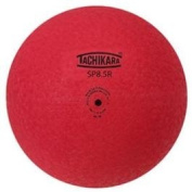 Tachikara USA SP85R.SC Tachikara SP85R 22cm . Rubber Playground Ball - Red