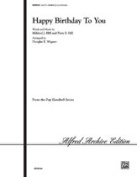 Alfred 00-WBHB9401 Happy Birthday to You - Music Book