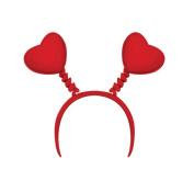 Beistle Company 24182 Heart Head Bopper
