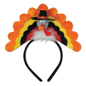 Beistle 90741 Turkey Headband - Pack of 12
