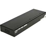 StarTech.com ST124L 4 Port VGA Video Splitter - 250 MHz
