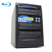 Produplicator A3BR12X500G 3 Blu-Ray Drive BD-CD-DVD Duplicator Plus Built-In 500GB HDD Plus USB Connection