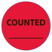 Ace Label 67080F 5.1cm . Circle Counted