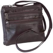 Embassy Italian Stone Design Genuine Leather Purse
