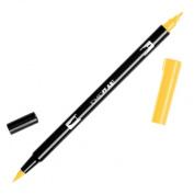 Tombow 56502 Dual Brush Pen - Light Orange