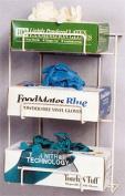 Horizon Manufacturing 4010 16.5 in. H Top Exam Glove Dispenser Rack