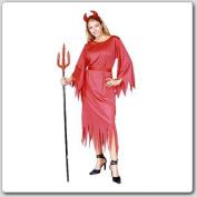 RG Costumes 18131 Devil Lady Costume - Size Adult