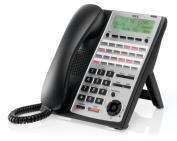 Nec Sl1100 NEC-1100063 SL1100 24-Button Full-Duplex Tel - Black