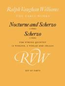 Alfred 12-0571521754 Nocturne& Scherzo with Scherzo - Music Book