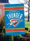 The Party Animal Afthu Afthu Oklahoma City Thunder 44X28 Applique Banner