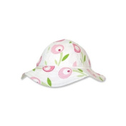 Trend Lab 100805-2T Beach Hat- Tulip Percale- Size 2T