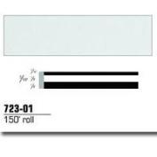 3M MMM723-01 Scotchcal White Custom Striping Tape