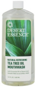 Desert Essence 54317 Tea Tree Oil Mouthwash