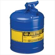 Justrite 400-7150300 5G-19L Safe Can Blu